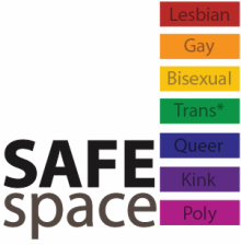 This is a safe space for Gay, Trans, Queer (LGBTQ), Kink, Poly